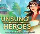 Unsung Heroes: The Golden Mask Collector's Edition game