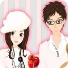 Valentine's Day Dress Up Game game