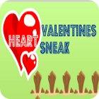 Valentines Heart Sneak game