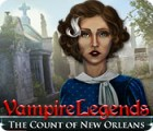 Vampire Legends: The Count of New Orleans game