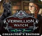 Vermillion Watch: Order Zero Collector's Edition game