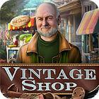 Vintage Shop game