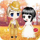 Wedding In Golden Autumn game