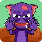 Whack a Monster game