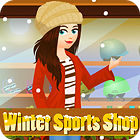 Winter Sports Shop game
