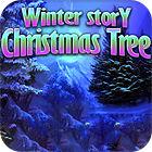 Winter Story Christmas Tree game