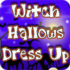 Witch Hallows Dress Up game