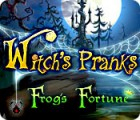 Witch's Pranks: Frog's Fortune game