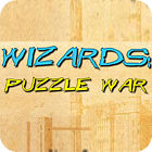 Wizards Puzzle War game