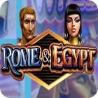 WMS Rome & Egypt Slot Machine game