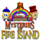 Wonderland Adventures: Mysteries of Fire Island game