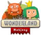 Wonderland Mahjong game