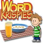 Word Krispies game