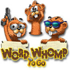 Word Whomp To Go game
