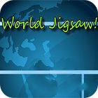 World Jigsaw game