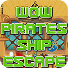 Pirate's Ship Escape game