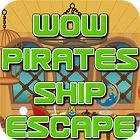 Pirate's Ship Escape game