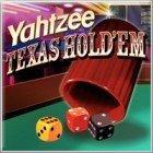 Yahtzee Texas Hold 'Em game