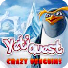 Yeti Quest: Crazy Penguins game
