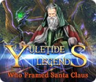 Yuletide Legends: Who Framed Santa Claus game