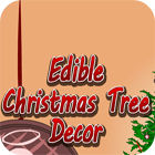 Edible Christmas Tree Decor game