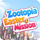 Zootopia Easter Mission game