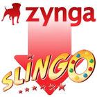 Zynga Slingo game