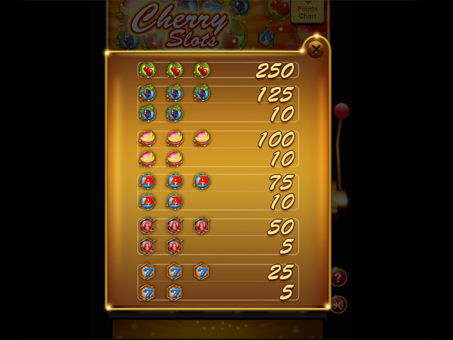 Cherry Slots Screenshot 3