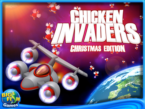 Chicken Invaders 2: The Next Wave Christmas Edition Screenshot 3