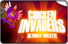 Chicken Invaders 4: Ultimate Omelette premium game
