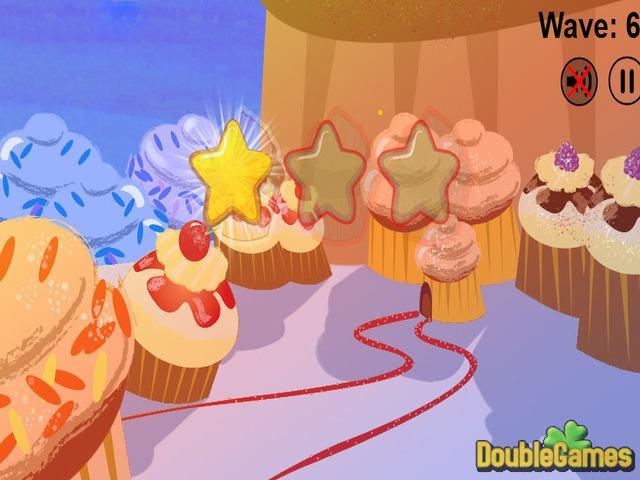 Cupcakes VS Veggies Screenshot 1