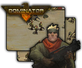Dominator game on FaceBook