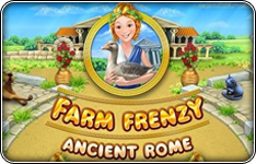 Farm Frenzy: Ancient Rome premium game