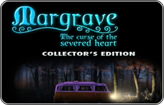 Margrave: The Curse of the Severed Heart Collector's Edition premium game