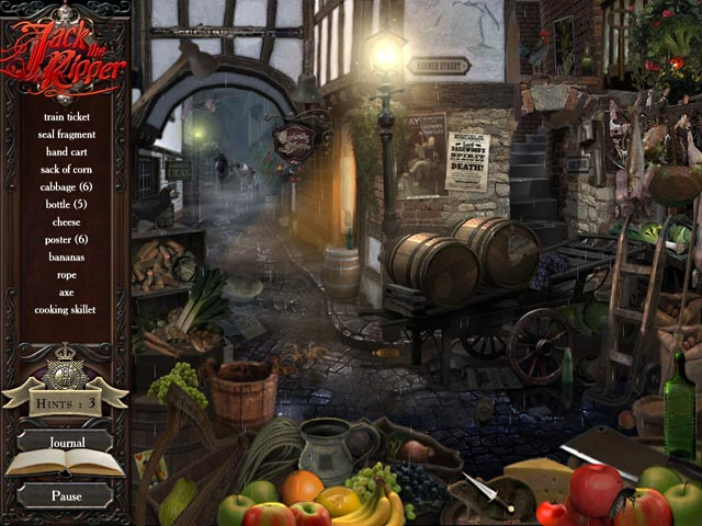 Real Crimes: Jack the Ripper Screenshot 2
