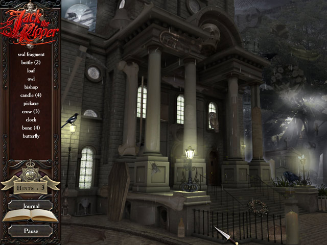 Real Crimes: Jack the Ripper Screenshot 3
