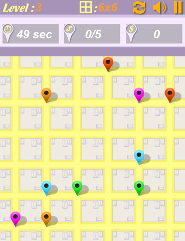 Route 'n About Screenshot 1