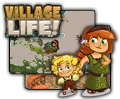 Village Life game on FaceBook
