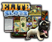 Zynga Elite Slots game on FaceBook