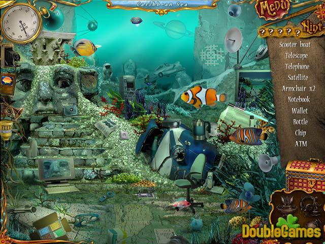 10 days under the sea game free download