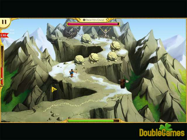 Free Download 12 Labours of Hercules Screenshot 2