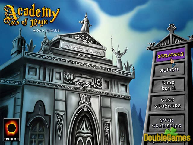 Academy of Magic: Word Spells Game Download for PC