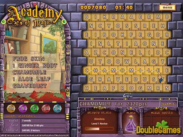 Free Download Academy of Magic: Word Spells Screenshot 3