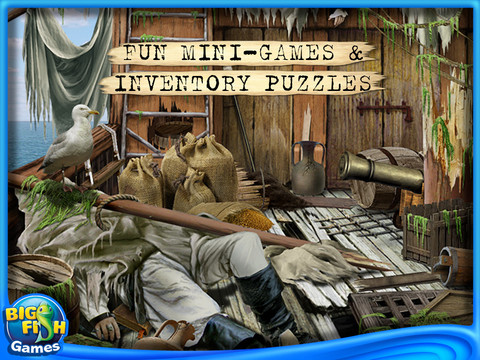 Bigfish games adventures of robinson crusoe final new hidden.