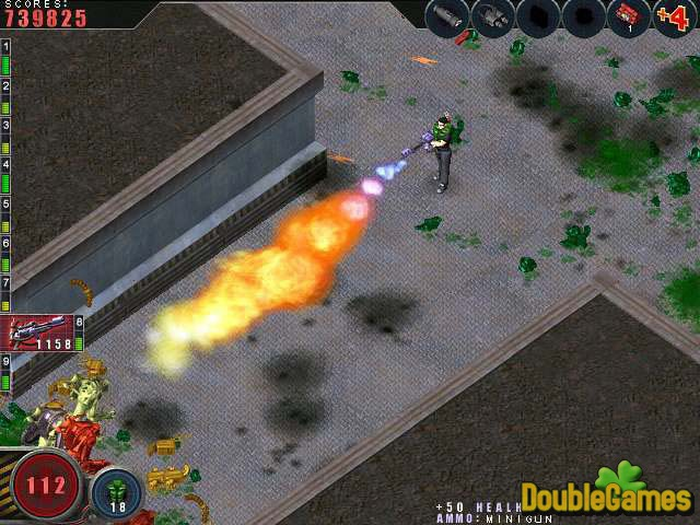 ... Free Download Alien Shooter Screenshot 3