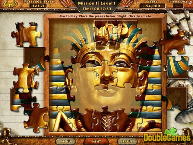 amazing adventure the lost tomb game free download