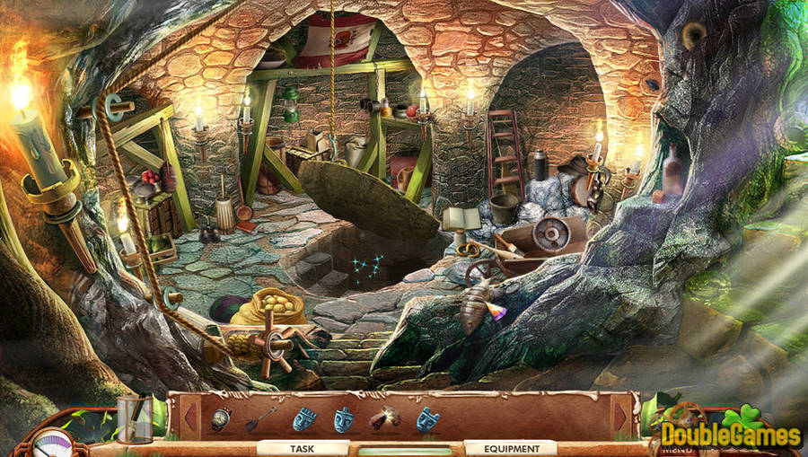 Free Download Ancient Spirits - Colombus Legacy Screenshot 1