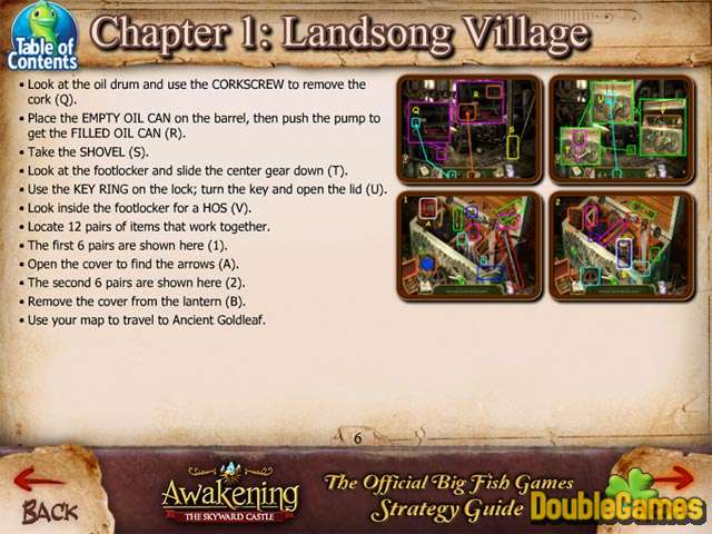 Free Download Awakening: The Skyward Castle Strategy Guide Screenshot 1