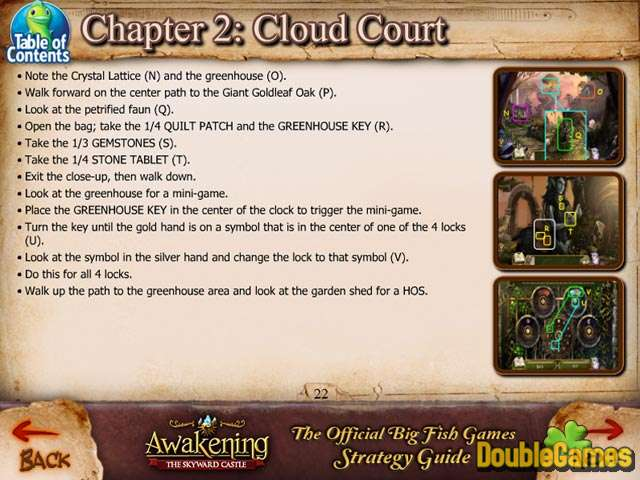 Free Download Awakening: The Skyward Castle Strategy Guide Screenshot 3