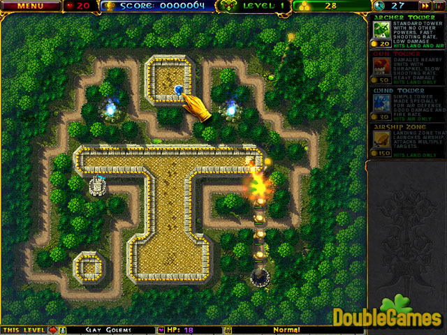 Azgard defence 2 download
